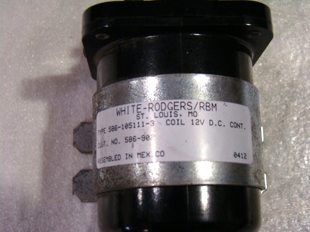 Used 200AMP Relay White Rogers p/n 586-902  *OUT OF STOCK* RV Chassis Parts