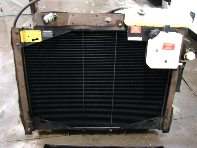 USED RV/MOTORHOME RADIATORS, COLLANT JUGS AND INTERCOOLERS FOR SALE! RV Chassis Parts