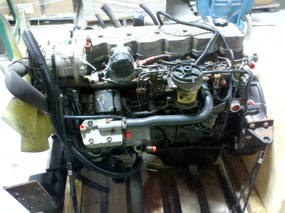 Cummins Diesel Motor | Used 5.9L Cummins Diesel Engine 275 HP For Sale RV Chassis Parts