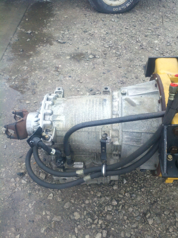 USED ALLISON TRANSMISSION MODEL 2100MH S/N 6310703427 FOR SALE RV Chassis Parts