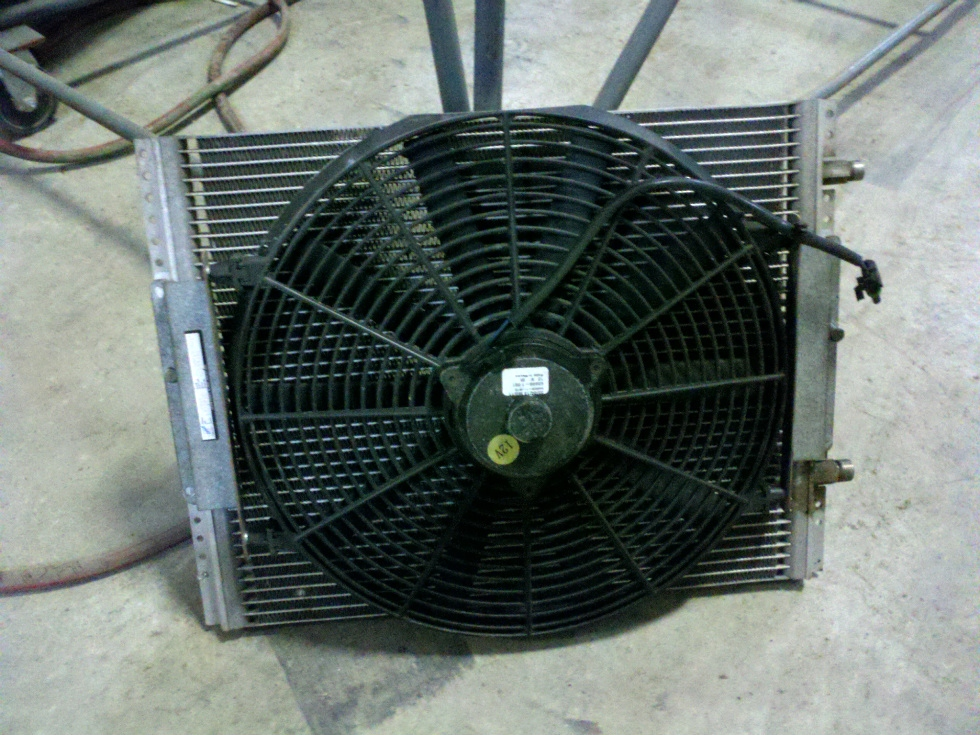 USED RV/MOTORHOME AIR CONDITIONING CONDENSER EVANS PN RV201825 RV Chassis Parts
