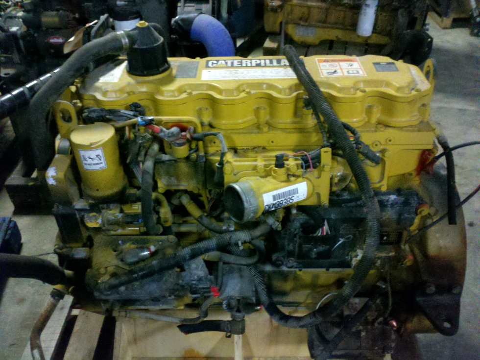 Used Caterpillar Engine | CAT 3126 Diesel Motor 330HP For Sale Many in Stock! RV Chassis Parts