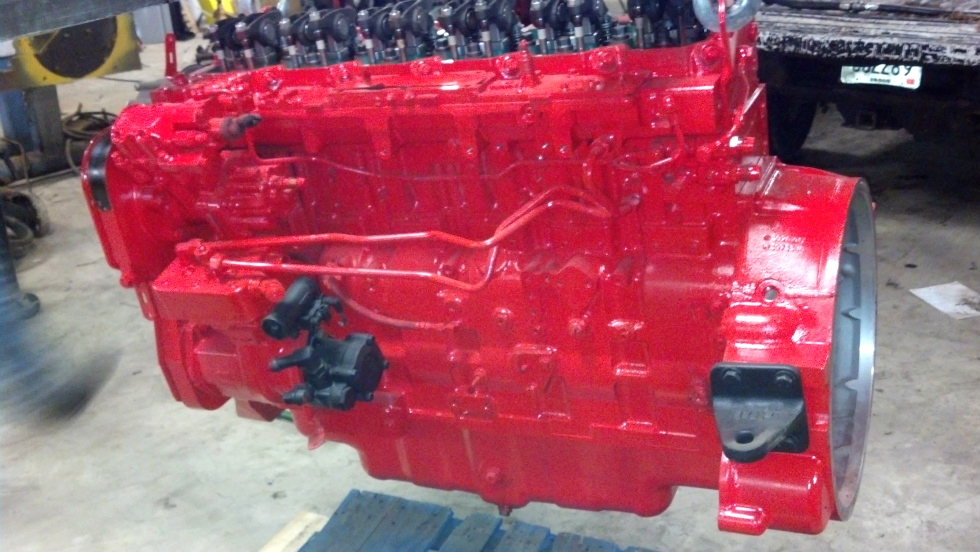 USED CUMMINS BLOCK FOR SALE |  CUMMINS ISC360 DIESEL ENGINE BLOCK AND HEAD FOR SALE RV Chassis Parts