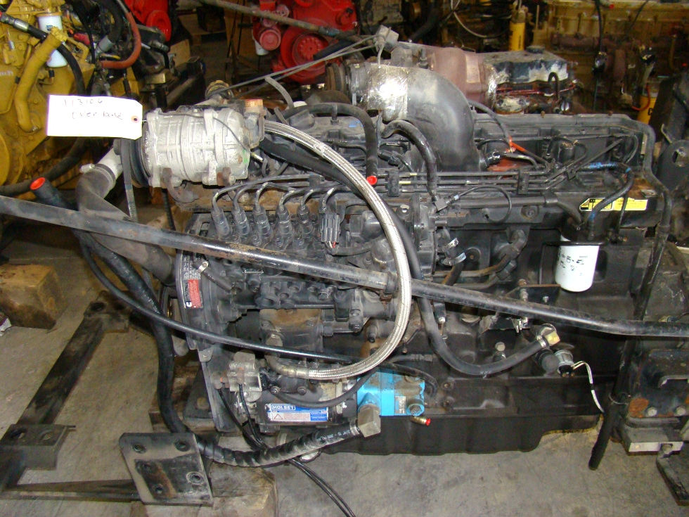 USED 1997 CUMMINS DIESEL ENGINE C8.3 325HP FOR SALE RV Chassis Parts