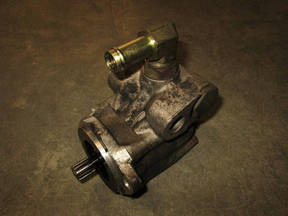 USED AUXILARY HYDRAULIC PUMP FOR CAT MOTORS P/N 221615L11501 FOR SALE RV Chassis Parts