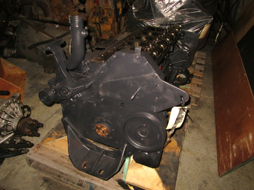 CUMMINS ENGINE BLOCK | USED ISM 450 SHORT BLOCK (LOADED) FOR SALE RV Chassis Parts