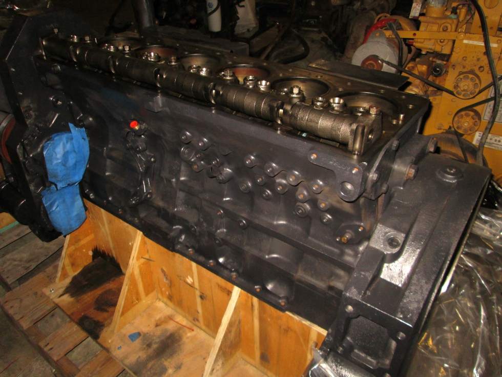 USED ISM 450 SHORT BLOCK (LOADED) FOR SALE RV Chassis Parts