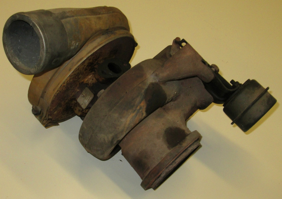 USED CAT 3126 TURBOCHARGER P/N 228-3226 FOR SALE RV Chassis Parts