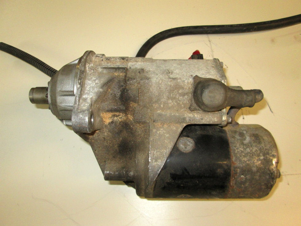 USED STARTER MOTOR FOR CUMMINS ISB P/N 3957586 FOR SALE RV Chassis Parts