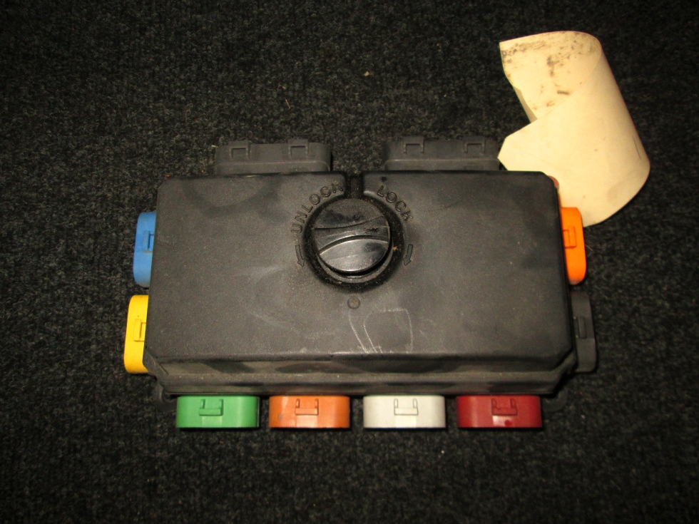 USED SPARTAN FUSE BOX P/N 32135-1 FOR SALE RV Chassis Parts