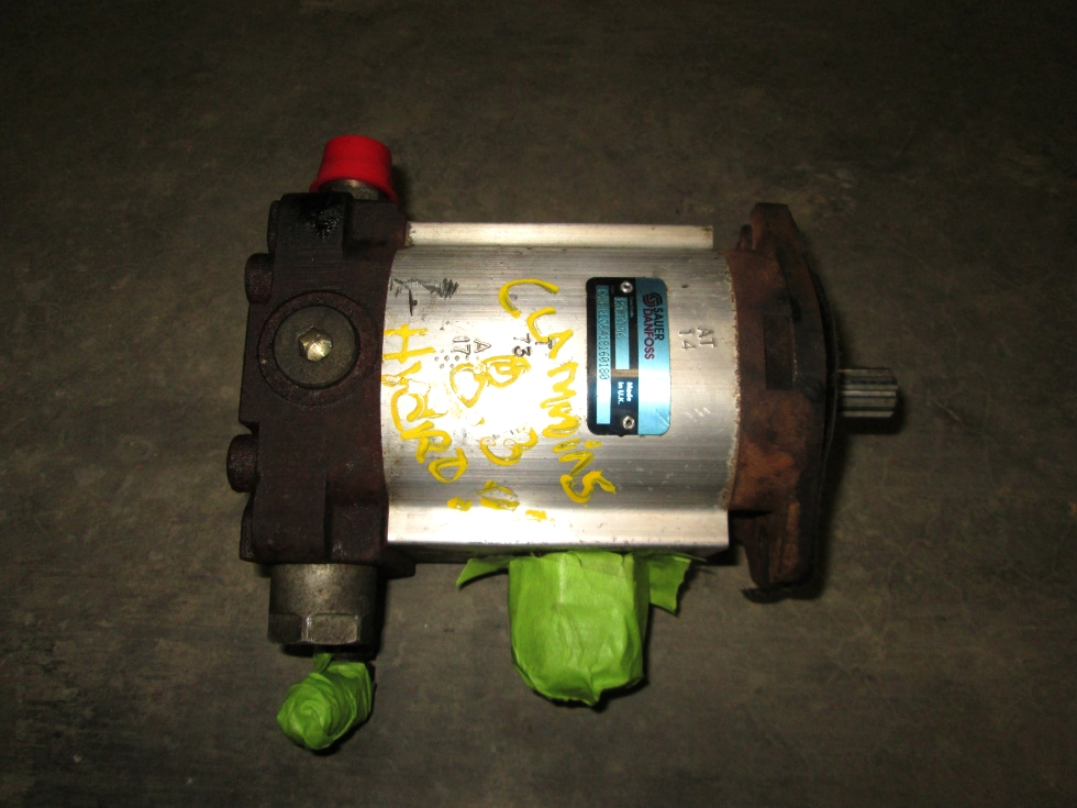USED SAUER DANFOSS HYDRAULIC PUMP TYPE C450L FOR SALE RV Chassis Parts