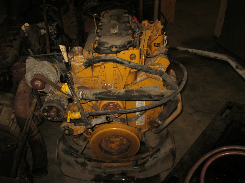 USED CATERPILLAR ENGINE | 2004 CATERPILLAR C7 DIESEL MOTOR FOR SALE *MANY IN STOCK* RV Chassis Parts