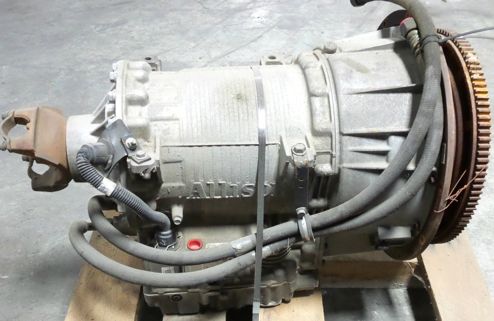 Rv Chassis Parts Allison Automatic Transmission Allison