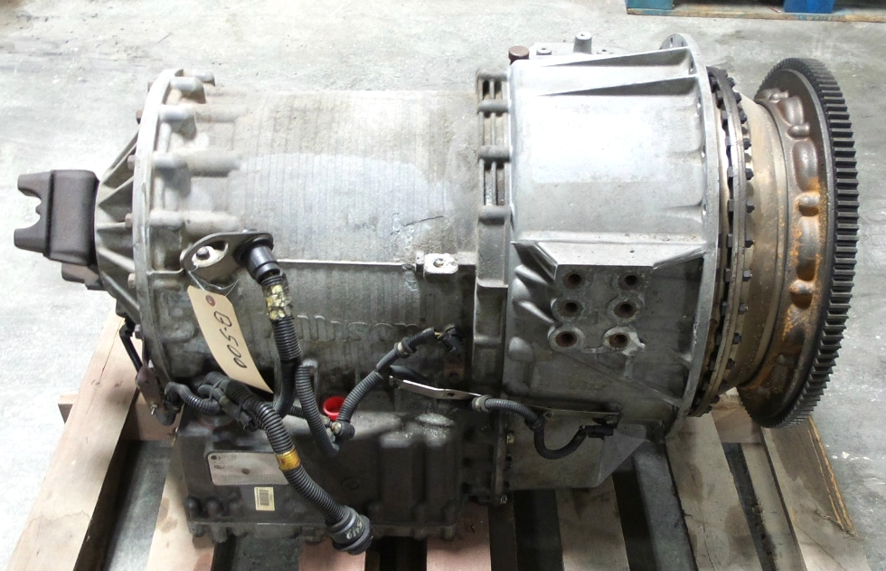 USED ALLISON WORLD B500 AUTOMATIC TRANSMISSION FOR SALE BUS/MOTORHOME/TRUCK RV Chassis Parts