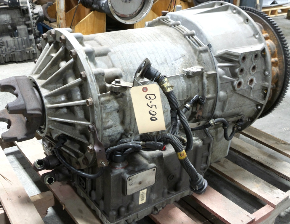Used Car Parts For Sale: RV Chassis Parts USED ALLISON WORLD B500 AUTOMATIC