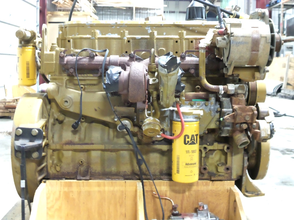 RV Chassis Parts CATERPILLAR DIESEL ENGINE | CAT 3126 7 2L