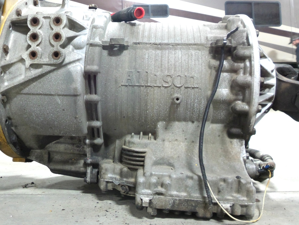 USED ALLISON TRANSMISSION | ALLISON 4000MH AUTOMATIC TRANSMISSION FOR SALE BUS MOTORHOME TRUCK RV Chassis Parts