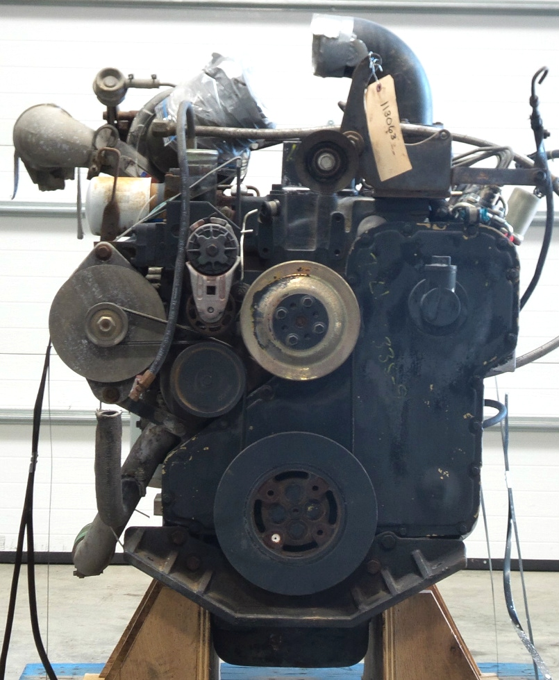USED 1994 CUMMINS C8.3-BUS 300HP DIESEL ENGINE FOR SALE  RV Chassis Parts