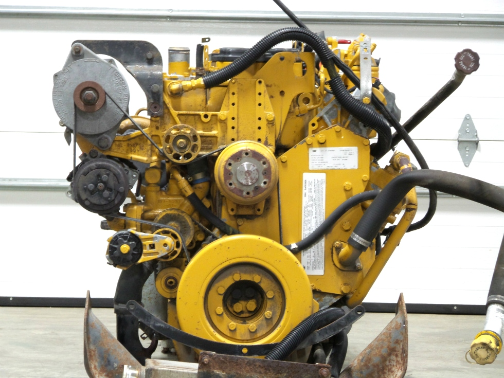CATERPILLAR DIESEL ENGINE | CATERPILLAR C7 7.2L 350HP FOR SALE  RV Chassis Parts
