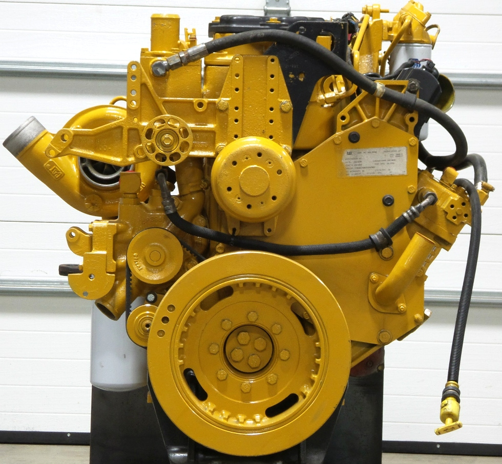 CATERPILLAR DIESEL ENGINE | CAT C7 7.2L 240HP FOR SALE  RV Chassis Parts