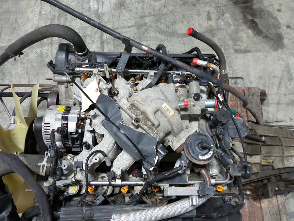 RV Chassis Parts USED 1999 FORD V10 TRITON ENGINE FOR SALE ...