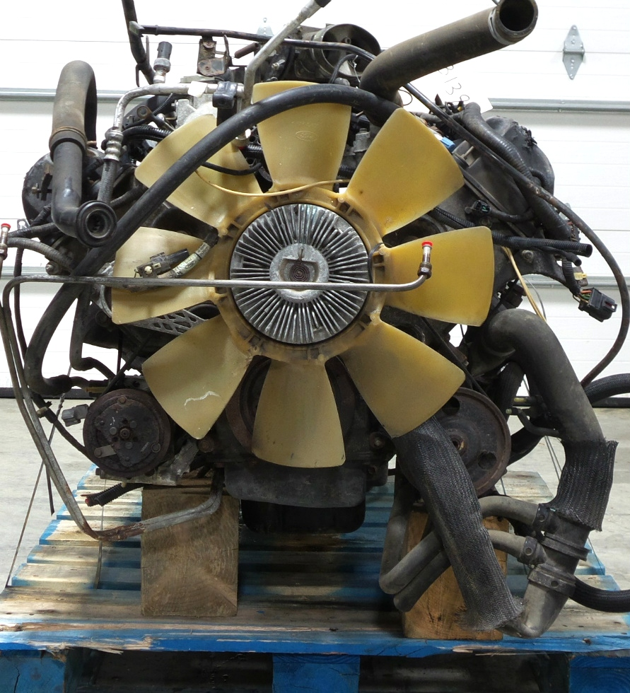 USED 1999 FORD V10 TRITON ENGINE FOR SALE  RV Chassis Parts