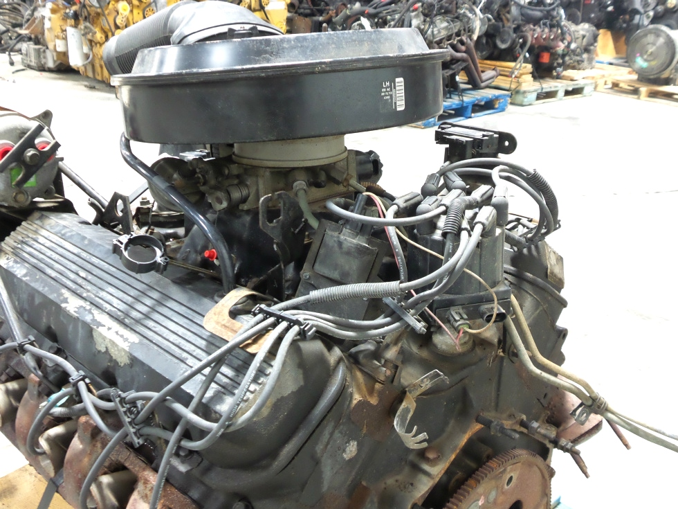 RV Chassis Parts USED 1995 CHEVY 454 V8 GAS ENGINE FOR SALE