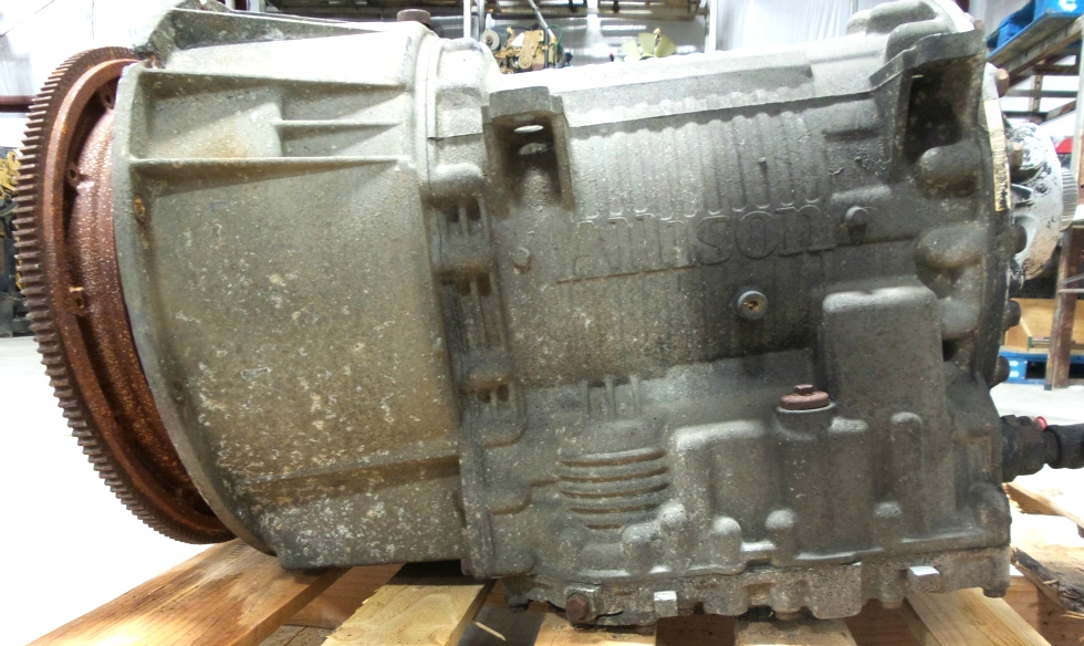 USED ALLISON TRANSMISSION MODEL MD3000MH S/N 6510404135 FOR SALE  RV Chassis Parts