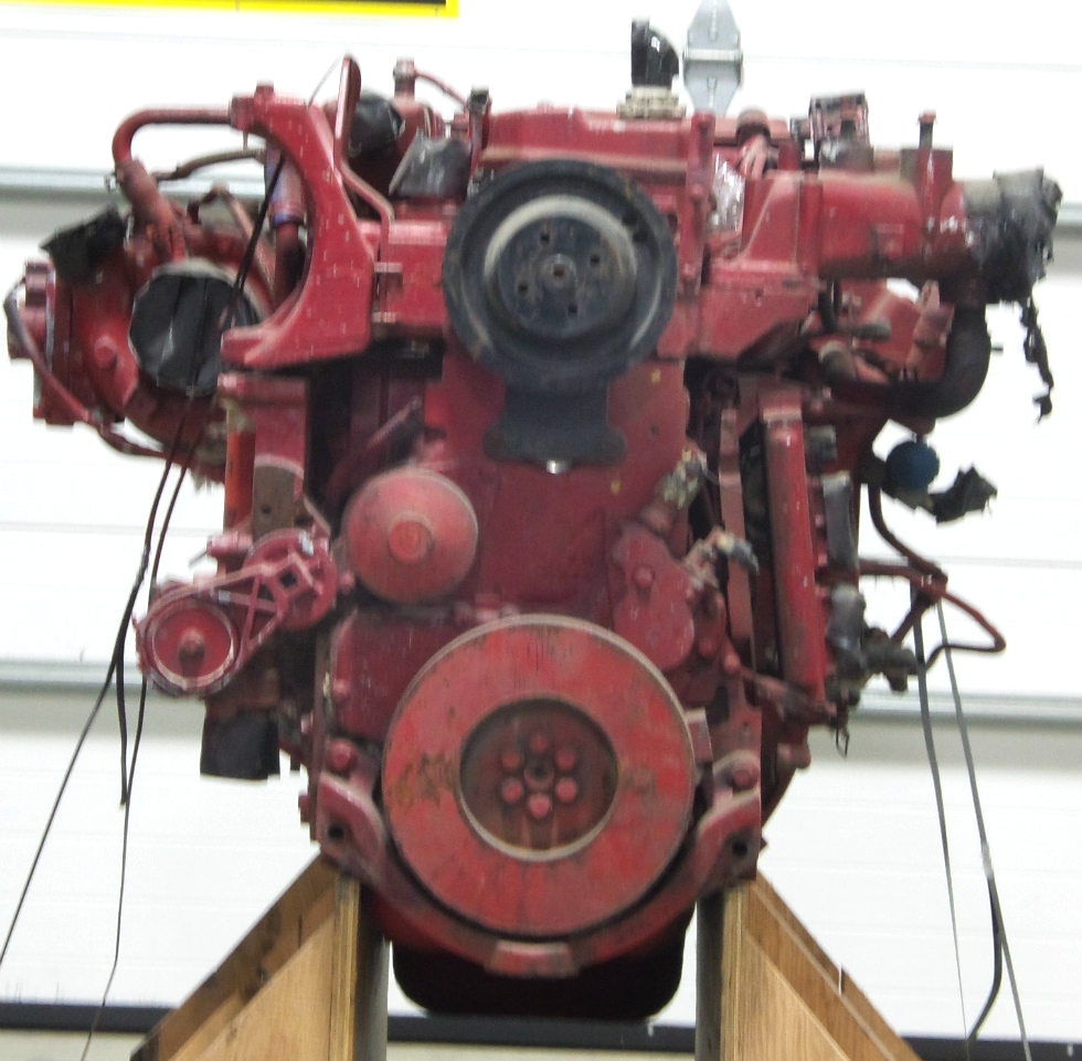 USED CUMMINS ENGINE | CUMMINS 6.7L ISB350 REAR DRIVE YEAR 2007 FOR SALE  RV Chassis Parts