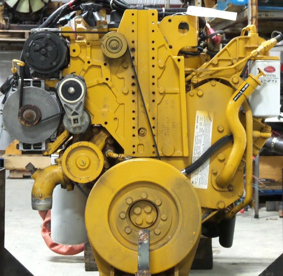 CATERPILLAR DIESEL ENGINE | CAT C9 8.8L 400HP DIESEL ENGINE FOR SALE  RV Chassis Parts