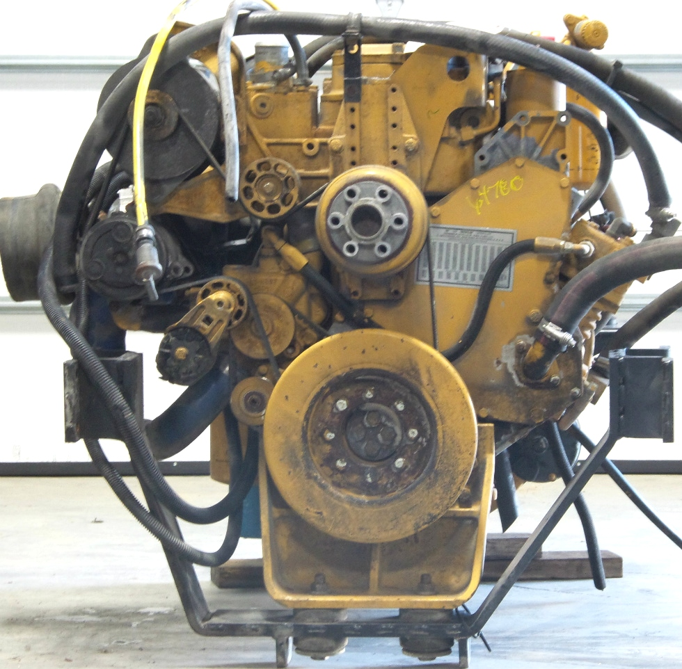 USED CATERPILLAR ENGINE |  CATERPILLAR 3126 7.2L YEAR 2001 330HP FOR SALE RV Chassis Parts