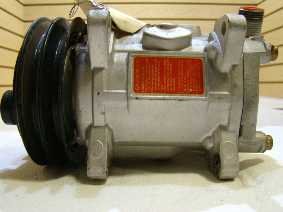 USED A/C COMPRESSOR FOR CUMMINS MOTOR FOR SALE RV Chassis Parts