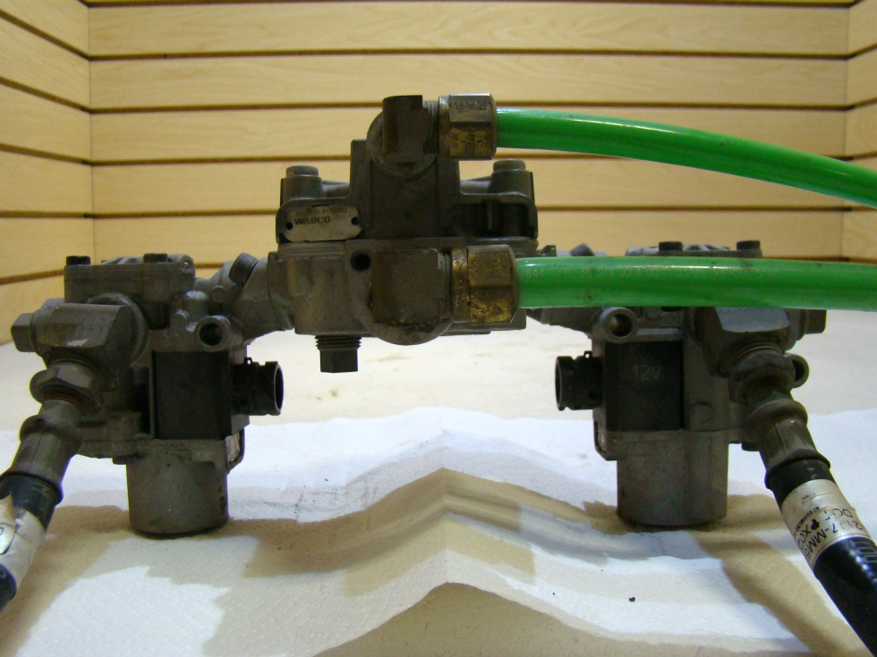 USED WABCO AIR VALVE BODY FOR MOTORHOME FOR SALE RV Chassis Parts