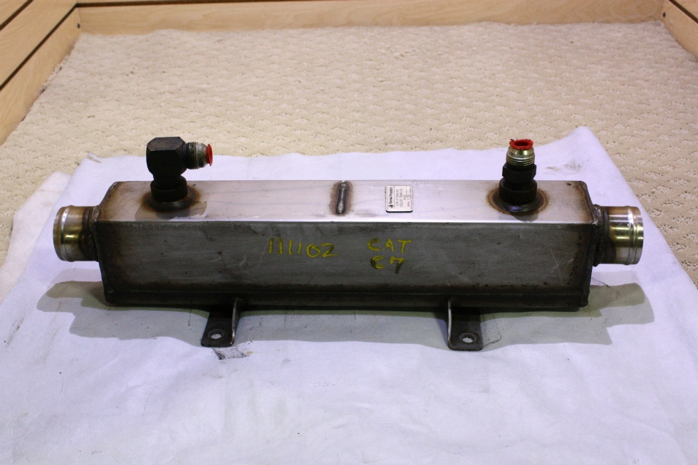 RV Chassis Parts USED TRANSMISSION COOLER THERMAL DYNAMICS