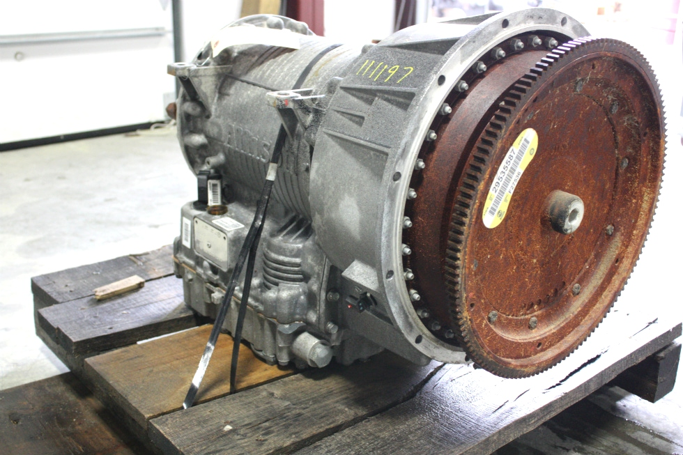 USED ALLISON TRANSMISSION 3000MH FOR SALE BUS/MOTORHOME/TRUCK RV Chassis Parts