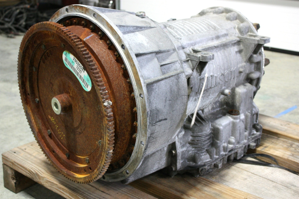 USED ALLISON TRANSMISSION | MD3000HH ALLISON TRANSMISSION FOR SALE RV Chassis Parts