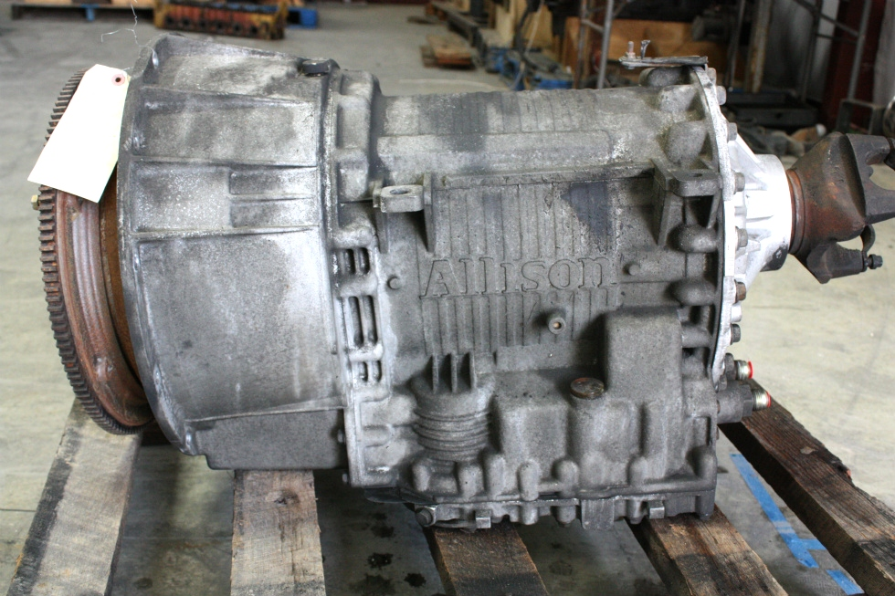 USED ALLISON TRANSMISSION MD3000MH FOR SALE BUS/MOTORHOME/TRUCK RV Chassis Parts