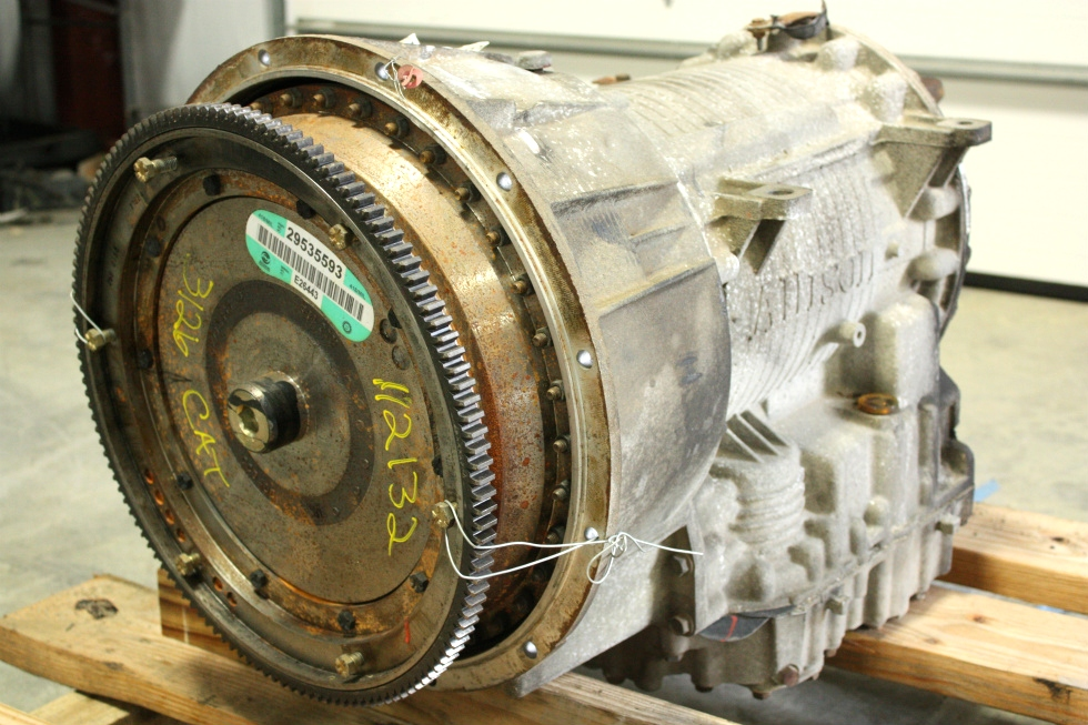 USED ALLISON TRANSMISSION | ALLISON MD3000MH S/N 6510430955 FOR SALE RV Chassis Parts
