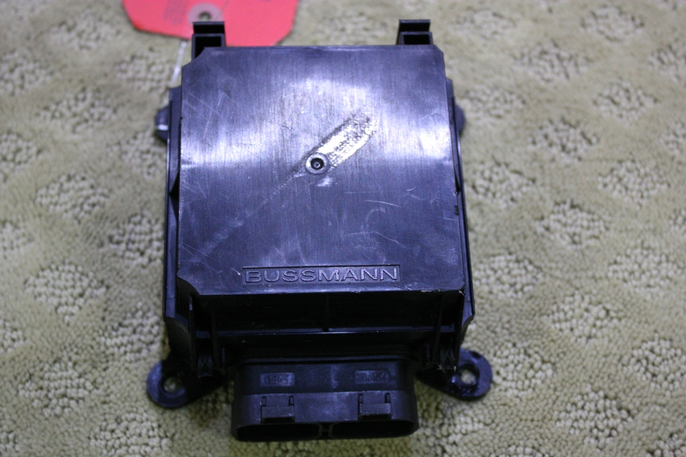 USED BUSSMAN FUSE RELAY BOX FOR SALE RV Chassis Parts