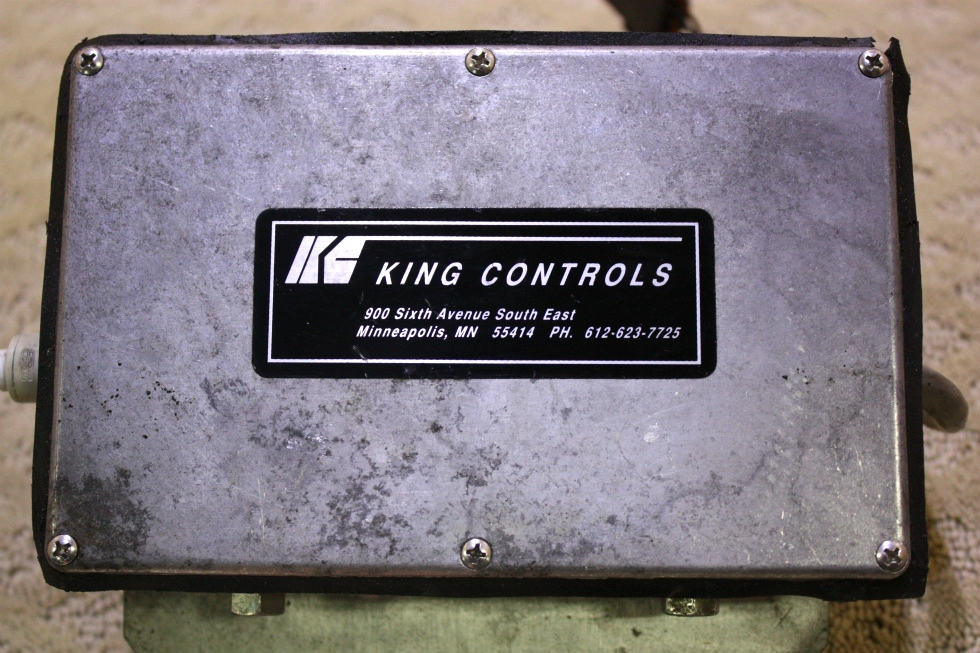 USED KING CONTROL THROTTLE CONTROLLER FOR SALE RV Chassis Parts