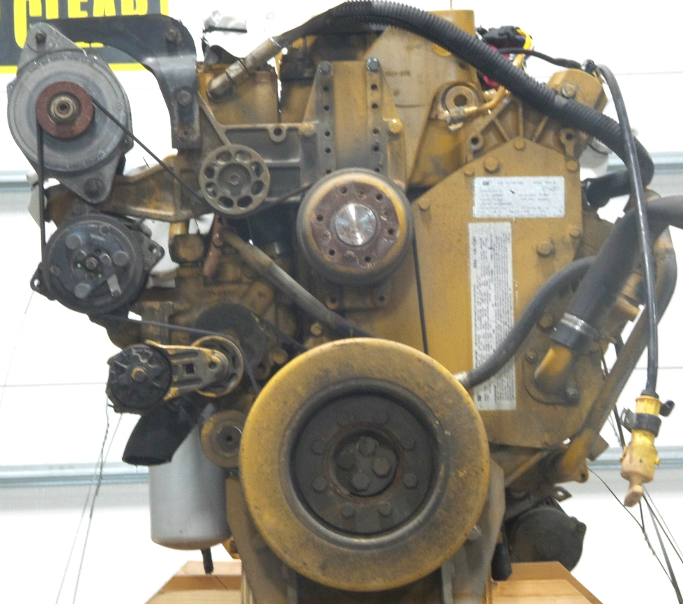 CATERPILLAR DIESEL ENGINE C7 7.2L FOR SALE  RV Chassis Parts