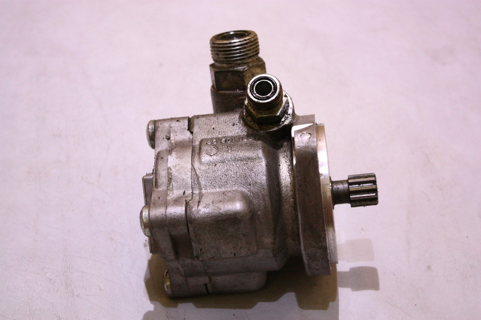 USED ZF LENKSYSTEME HYDRAULIC PUMP 7685 955 309 FOR SALE RV Chassis Parts