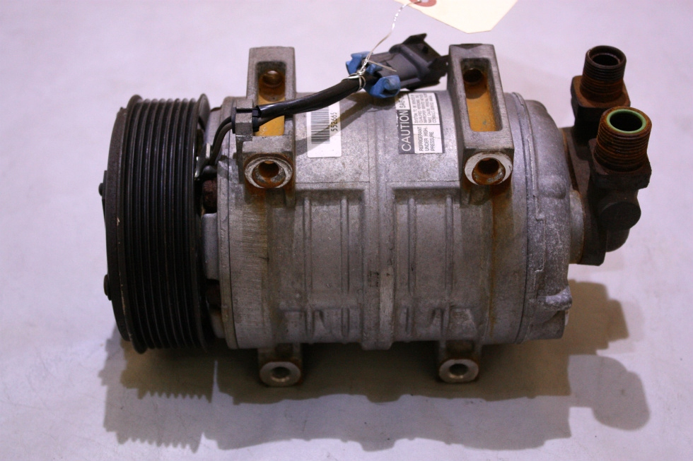 USED ZEXEL C-7 2008 AC COMPRESSOR FOR SALE RV Chassis Parts