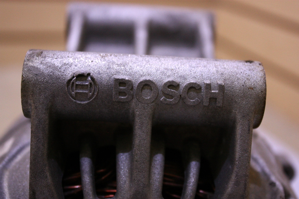 USED BOSCH ALTERNATOR 0 124 625 051 FOR SALE RV Chassis Parts