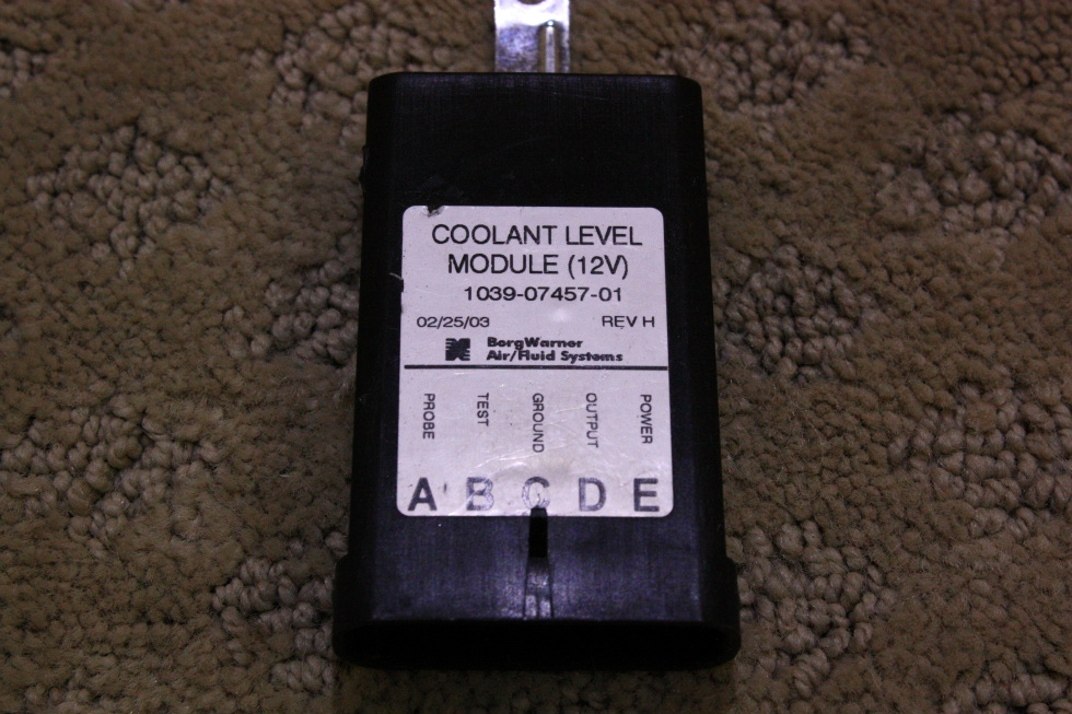 USED COOLANT LEVEL MODULE (12V) FOR SALE RV Chassis Parts