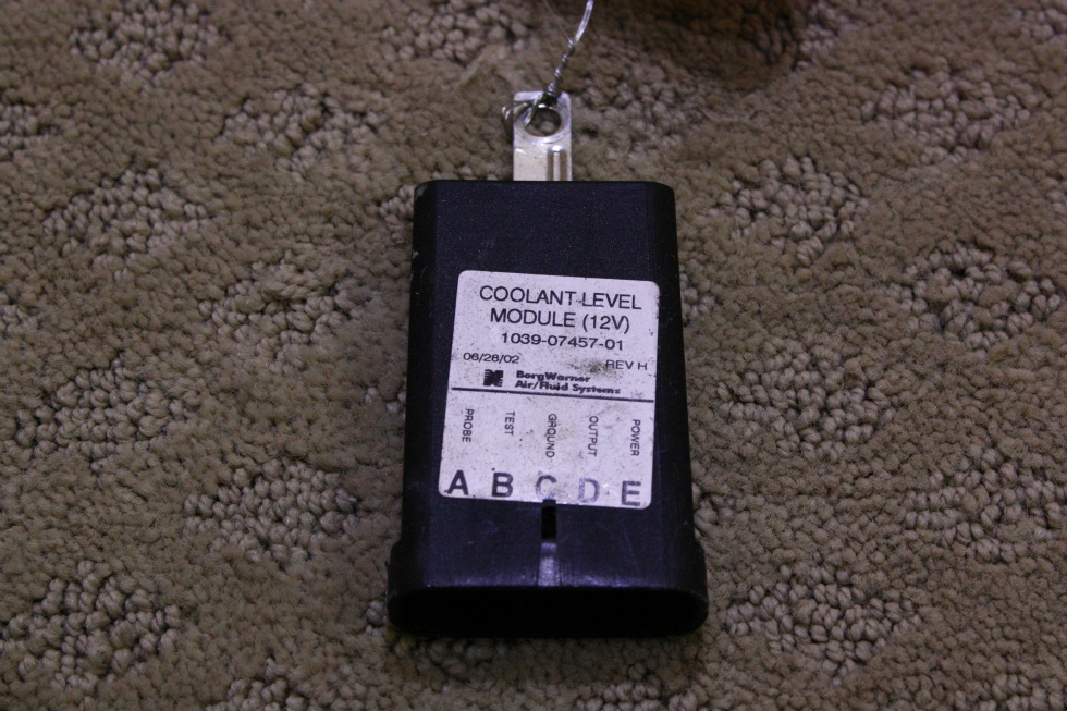 USED COOLANT LEVEL MODULE 1039-07457-01 FOR SALE RV Chassis Parts