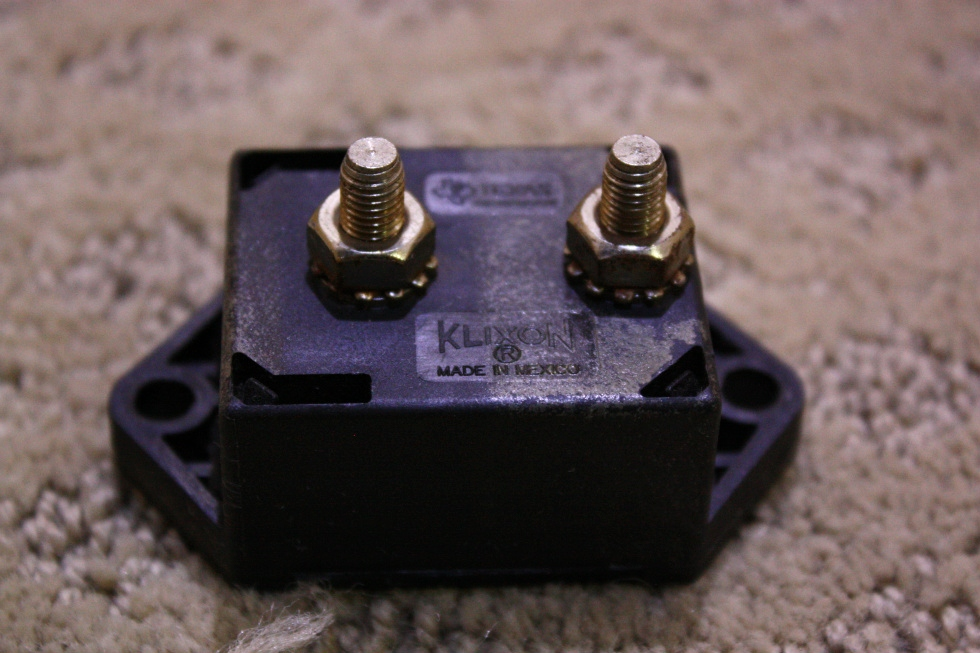 USED SDLA-80 KLIXON CIRCUIT BREAKER FOR SALE RV Chassis Parts