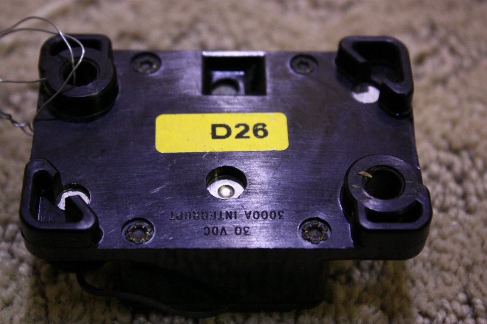 USED HI-AMP BUSSMANN 181080F FOR SALE RV Chassis Parts