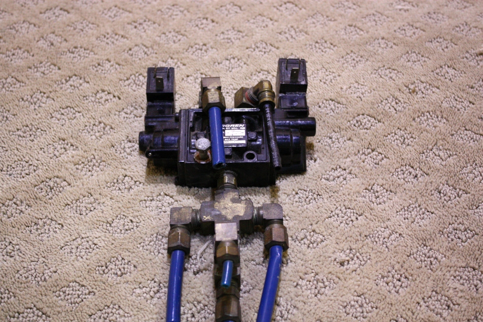 USED AIR CONTROL VALVE K41DA00K1LK1L FOR SALE RV Chassis Parts