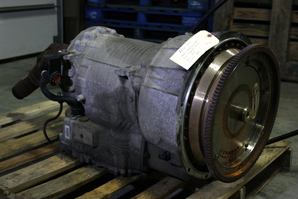 USED ALLISON TRANSMISSION | ALLISON MD3000MH TRANSMISSION FOR SALE RV Chassis Parts